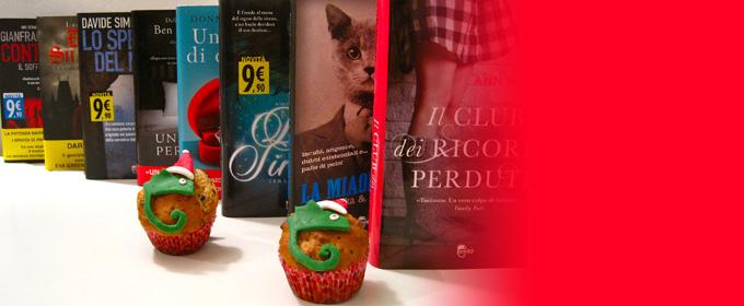 Buone feste con i libri di Tre60!
